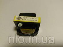 Трансформатор E25 200:6