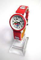 Детские наручные кварцевые часы «Kitti» 100-46, красный