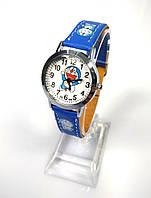 Детские наручные кварцевые часы «Мультяшки» 100-48, синий