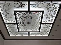 Пескоструйная обработка стекла, зеркала (выполняем пескоструйные узоры)