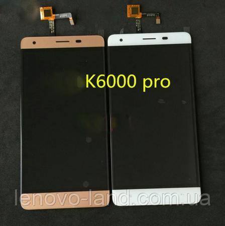 Дисплей + сенсор для Oukitel K6000 pro Black Модуль