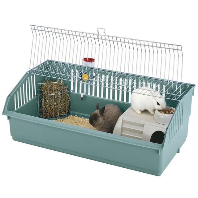 Клетки и вольеры для кроликов