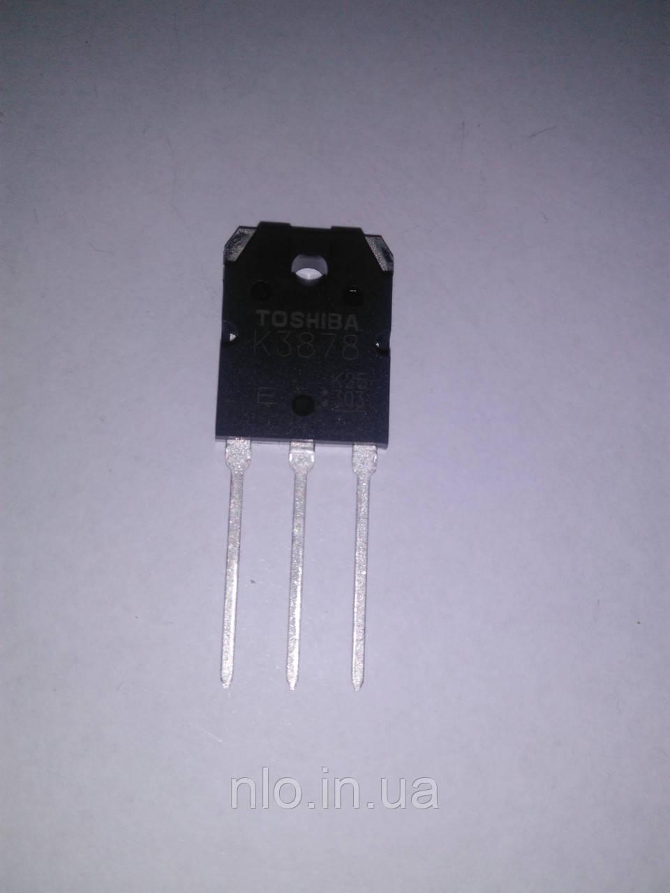 Транзистор K3878 (Toshiba)