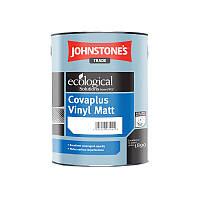 """JOHNSTONE'S""- Интерьерная экологичная краска Covaplus Vinyl Matt 1 л"
