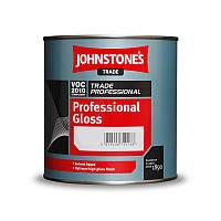 """JOHNSTONE'S"" - Профессиональная краска по металлу и дереву Professional Gloss  1 л"