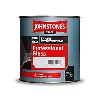 """JOHNSTONE'S"" - Профессиональная краска по металлу и дереву Professional Gloss 2.5 л"