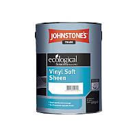 JOHNSTONE'S - водоэмульсионная краска для стен и потолков Soft Sheen, 10 л