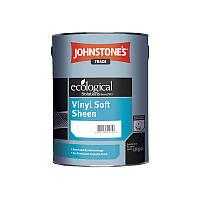 JOHNSTONE'S - водоэмульсионная краска для стен и потолков Soft Sheen 5 л