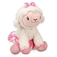 Плюшевая овечка Лемми Доктор Плюшева 18 см Дисней Lambie Plush Doc McStuffins Disney