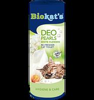 Gimpet DEO Pearls 700г-дезодорант с запахом для кошачьего туалета