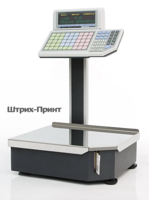 Весы с чекопечатью Штрих-принт 4.5 (2 Мб) - Компания УкрВесы [Ukrvesi] в Днепре