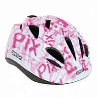 Детский защитный шлем Tempish PIX розовый S (49-51 см)