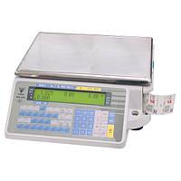 Весы с чекопечатью DIGI SM-300B
