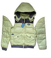 """Куртка-трансформер 2 в 1 """"евро-зима"""" для мальчика 152см 12 лет  Sergent Major Франция"""