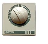 Комнатный термостат Cewal RQ-10, фото 6