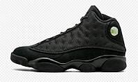 Мужские баскетбольные кроссовки Nike nike Air Jordan 13 Retro Black Cat