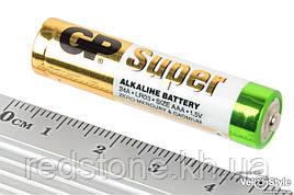 Батарейка GP AAA GP Super Alkaline
