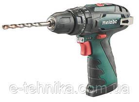 Аккумуляторный шуруповерт Metabo PowerMaxx BS Quick каркас