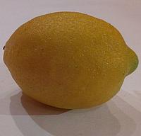 Искусственный лимон,муляж лимона