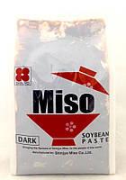 Мисо паста соевая темная Shinjyo Miso Co.,Ltd. 500 г, фото 1