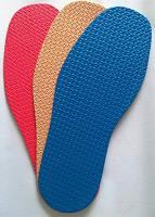 След обуви из резины Новопора т. 2.5 мм