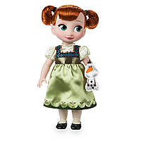 """Кукла Disney Animators Collection Anna Frozen , Анна """"Холодное сердце"""""""