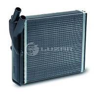 Радиатор отопителя 2123 (алюм) (LRh 0123) ЛУЗАР