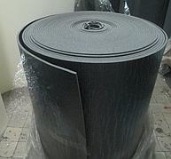 Полотно физически сшитое (ППЭ тейп) самоклеющееся 2 мм (Белый, серый, на пленке)