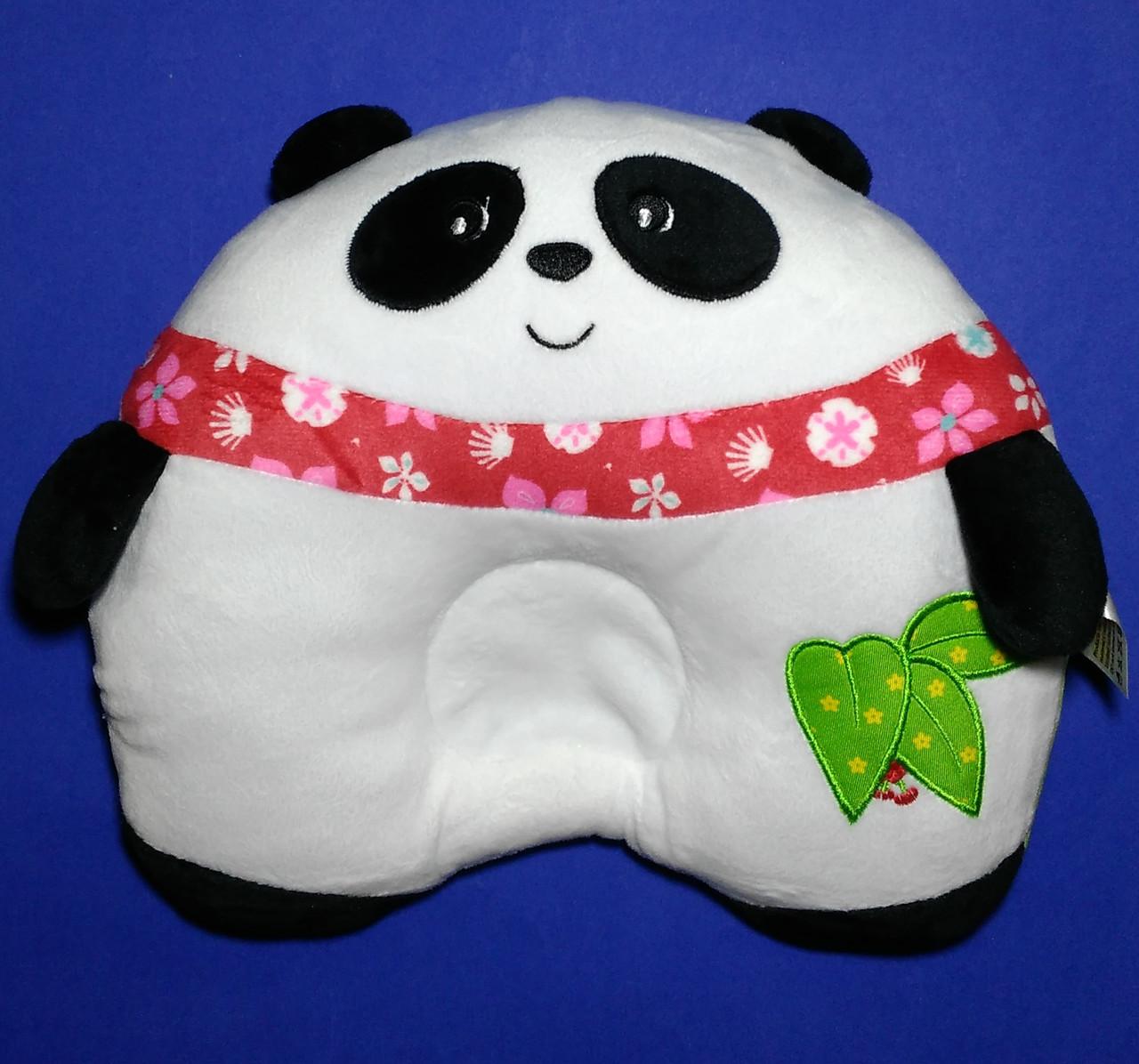 Подушка для новорожденного TOLOLO, панда