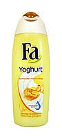 Крем-гель для душа Fa Yoghurt Аромат Ванильного Меда - 250 мл.