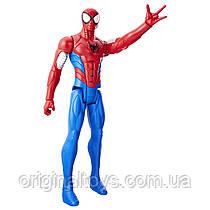 Фигурка Человек-паук Marvel Титаны Hasbro, 30 см