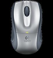 Беспроводная мышь  Logitech Wireless Mouse Laser M-RCD125