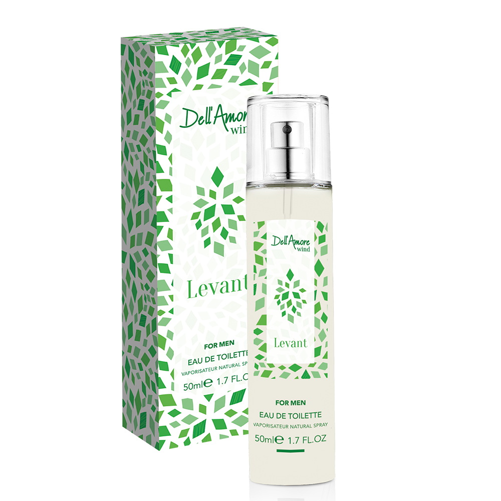 Мужская туалетная вода Fon cosmetics Dell Amore Levant 50 мл (3541109)