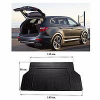 Гумові килимки в багажники