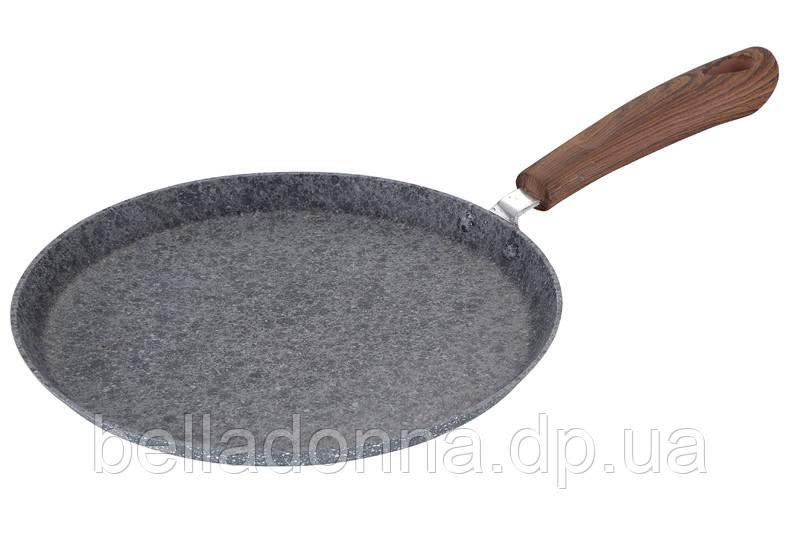 Сковорода с гранитным покрытием блинная (Блинница) ø24 см Bergner BG-7981
