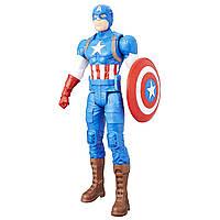 Фигурка Капитан Америка Marvel Титаны Hasbro, 30 см