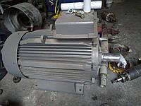 Электродвигатель иностранного производства 250 кВт 1500 об/мин