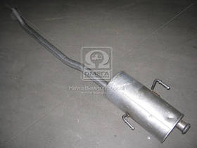 Резонатор Citroen Jumpy/Fiat Scudo/Peugeot Expert 1.6i/1.9D 95-03 (пр-во Polmostrow) (арт. 04.125 ) CITROEN