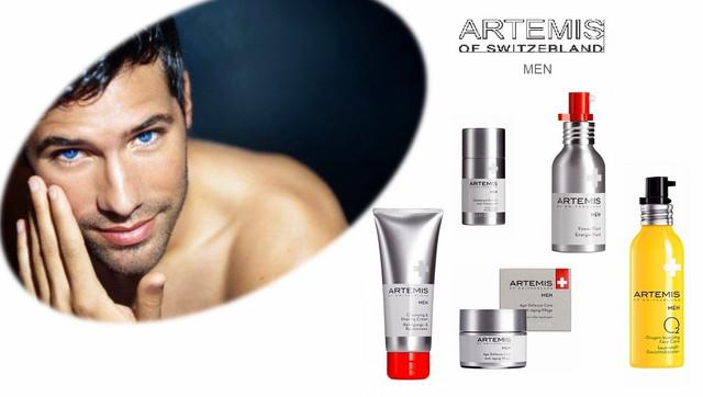 Artemis men, косметические средства для мужчин, Вивасан