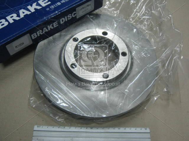 Диск тормозной передн. HYUNDAI H-100 (пр-во VALEO PHC) (арт. R1004 ) HYUNDAI
