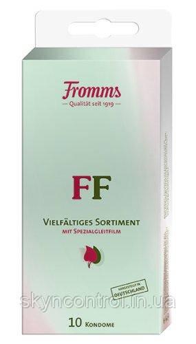 Fromms Ассорти (10 презервативов)