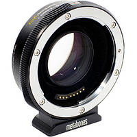 Metabones T Speed Booster Ultra 0.71x Adapter Canon EF-Mount Lens to Sony E-Mount APS-C Camera (MB_SPEF-E-BT2), фото 1