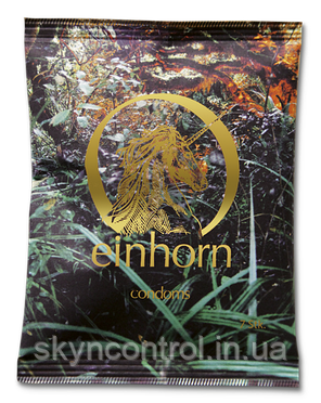 Презервативы Einhorn  Dickicht VEGAN (7 шт.), фото 2