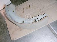 Колодка тормозная ГАЗ 3302 задняя с накладкой (1шт.) (производство ГАЗ) (арт. 3302-3502090), AAHZX