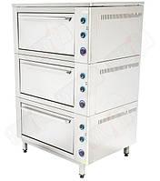 Жарочный шкаф под GN 2/1 с тремя секциями ЭДМ-3/Н Орест (Украина)