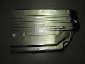 Рем.вставка пола переднего левая (2108-21099, 2113-2115) удлиненная белая (пр-во Экрис) 21080-5101031-00