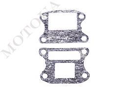 Прокладки лепесткового клапана HONDA DIO AF-18/27 (паронит) AS