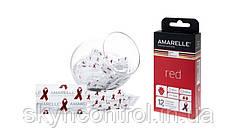 Презервативы Amarelle RED CONDOMS (8 шт.)