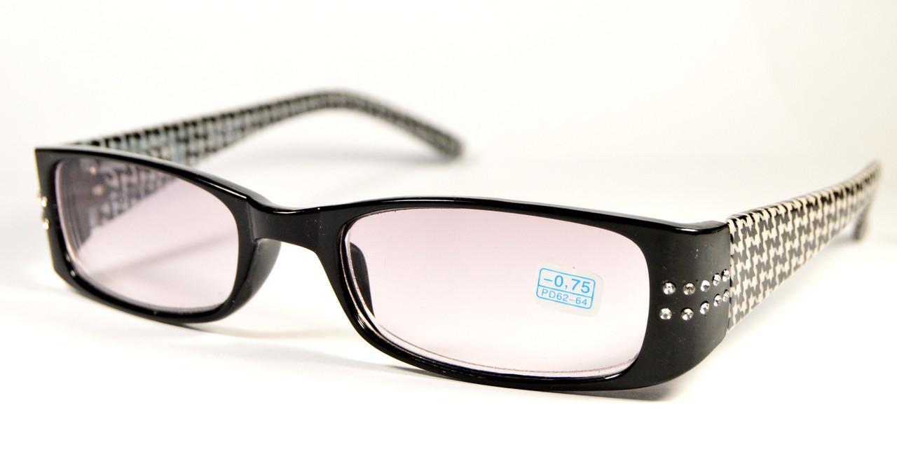 Женские очки для зрения (А 604 CK тон)