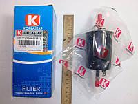 Фильтр топливный Ваз 2110, Lanos, Sens, Aveo (на защёлке) KOREASTAR